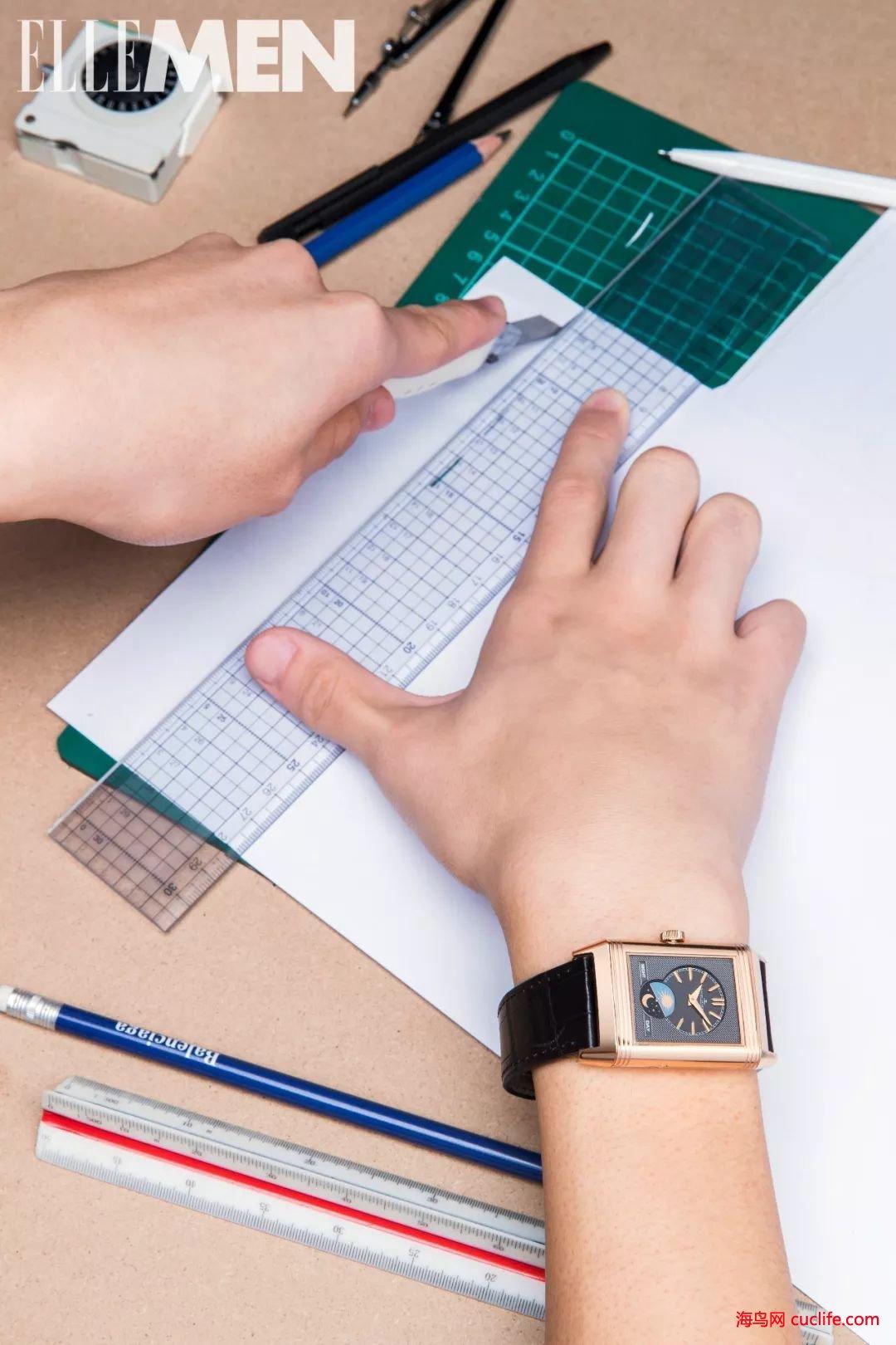 这些漂亮的表,送给亲爱的左撇子