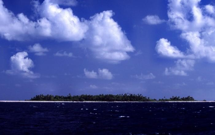 """""""沉没""""的太平洋国家图瓦卢实际上变得越来越大"""