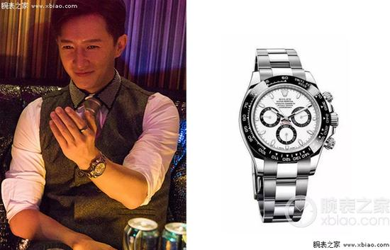 劳力士宇宙计型迪通拿系列116500LN-78590白盘腕表
