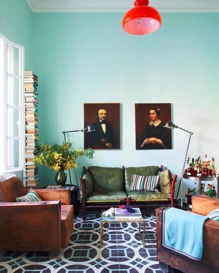 小空间也有大设计 在家里打造温馨书房