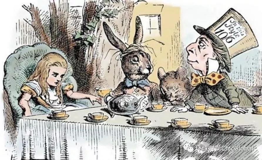 成人的世界,总是需要童话故事的点缀!