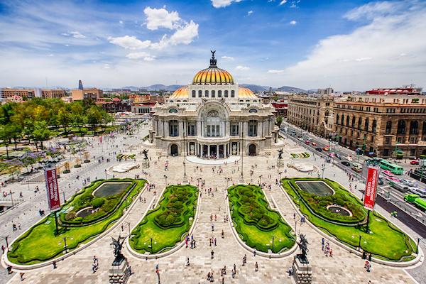 看完《寻梦环游记》,去次神秘的墨西哥