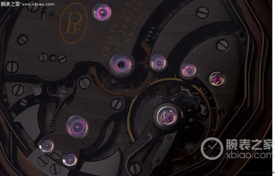 腕表机芯上红宝石到底是要做什么