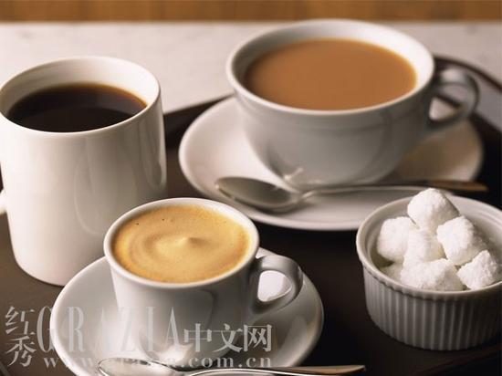 据说 长期享用下午茶的女人更苗条