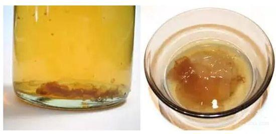 感染杂菌的白葡萄酒