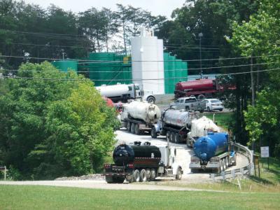 美国采油注入井大肆排放有毒物 甚至多次引发地震