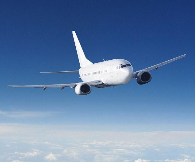 诡异飞机现身美国引恐慌 被发现后神秘消失