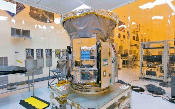 NASA下月发射新望远镜 或在太阳系外找到新地球